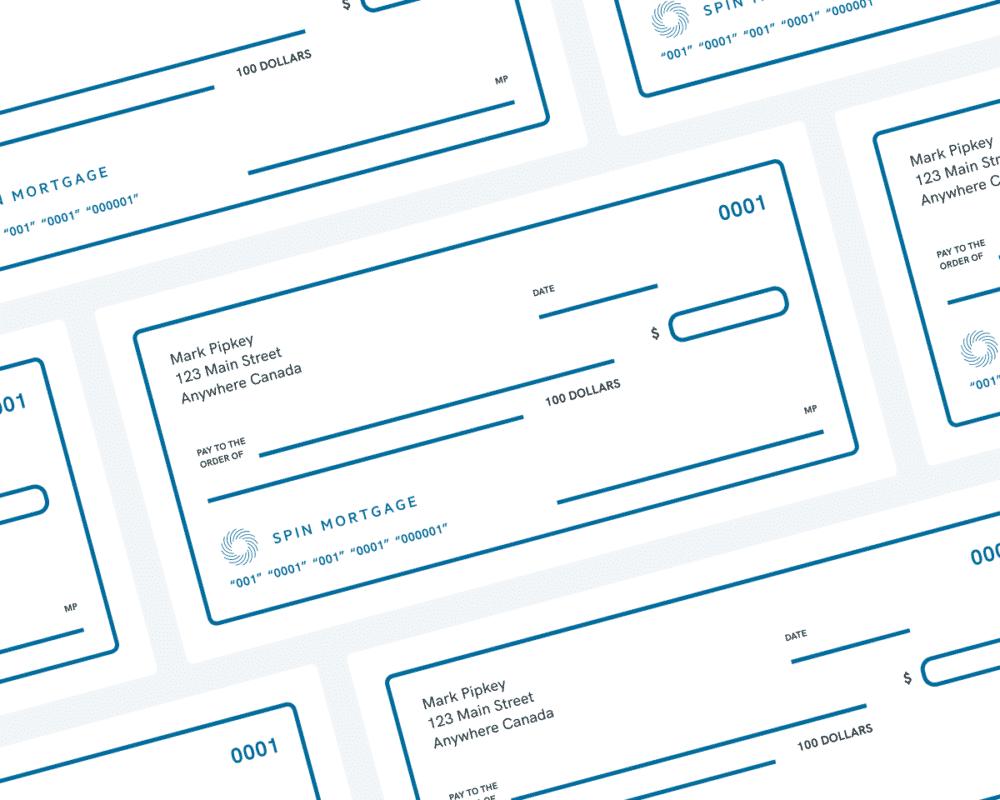 Void Cheque Sample Document